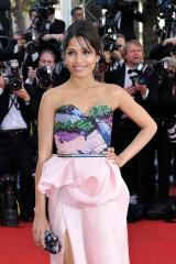 Inspiring Moment: Freida Pinto in Michael Angel – 2012 Cannes Film Festival