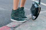 Obsess for Less: Wedge Sneakers