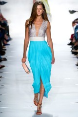 NYFW Collections of the Day: Chado Ralph Rucci, Catherine Malandrino, Diane von Furstenberg