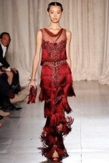 NYFW Collections of the Day: Nanette Lepore, J. Mendel, Marchesa