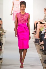 NYFW Collections of the Day: Oscar de la Renta, Rodarte, Vera Wang
