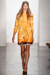 NYFW Collections of the Day: Peter Som, Rebecca Minkoff, Suno