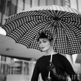 Rainy Forecast: Storm the Street inStyle