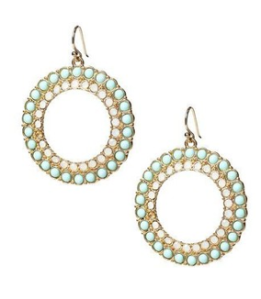 Banana Republic Circle Hoop Earring