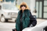 Street Style Trend To Try (NYFW F/W 2013 Edition): Fur Factor