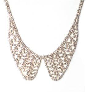 Crystal Collar Necklace