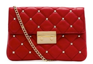 Michael Kors Quilted Clutch