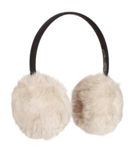 Sno Faux Fur Earmuffs