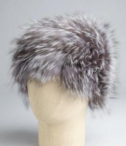 Surell Fur Bubble Hat